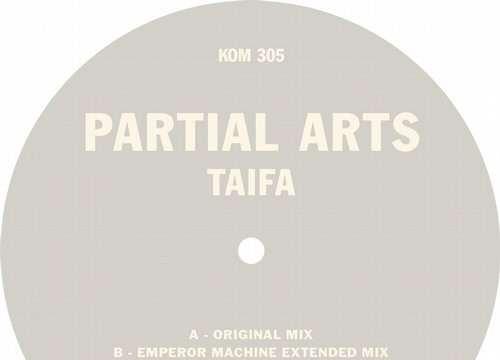 Partial Arts - Taifa [Kompakt KOMPAKT305] (16 June, 2014)