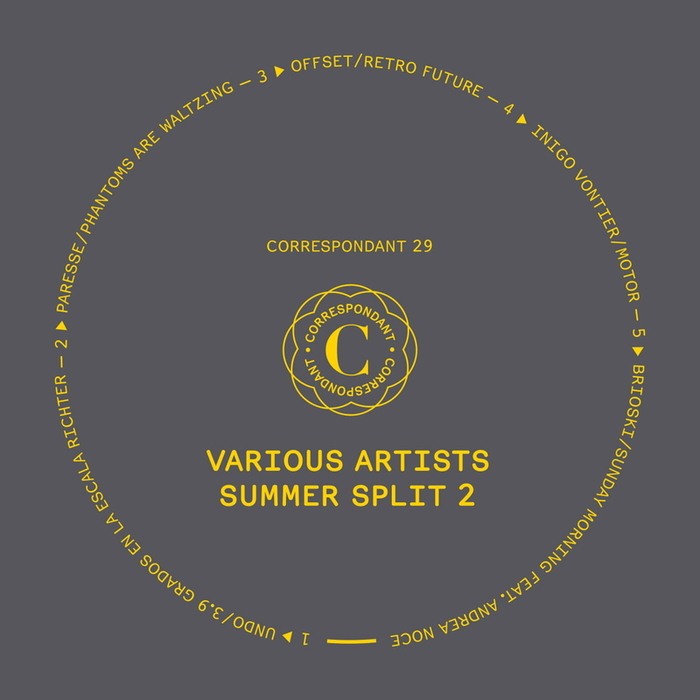 VA - Summer Split 2 [Correspondant CORRESPONDANT29] (2014-07-28)