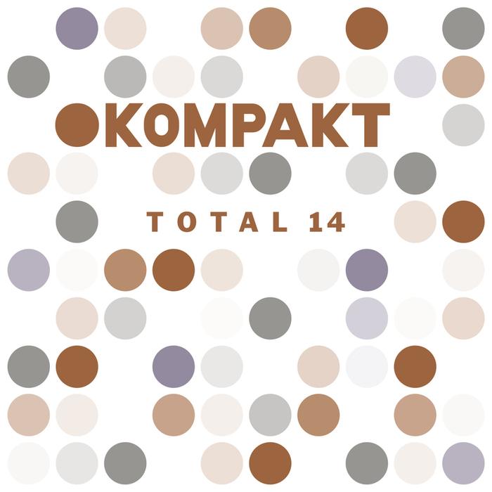 Kompakt: Total 14 [Kompakt KOMPAKTCD118D] (2014-08-18)