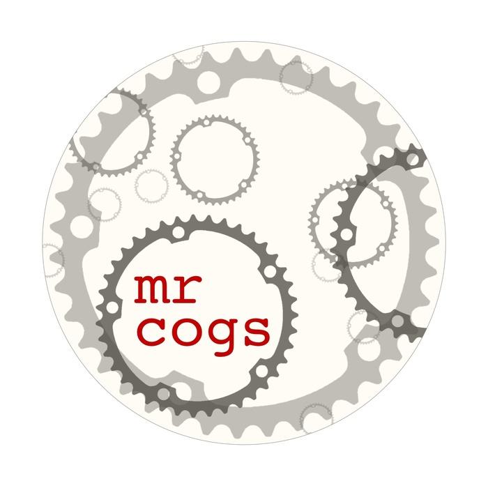 Mr Cogs - Mr Cogs EP [Tici Taci TICITACI 010] (18 August, 2014)