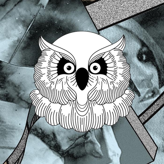 Tronik Youth - Edible Thoughts [La dame Noir Records LDN010] (2014-08-25)