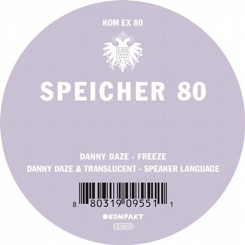 Danny Daze - Speicher 80 [Kompakt KOMPAKTEX80] (2014-09-01)