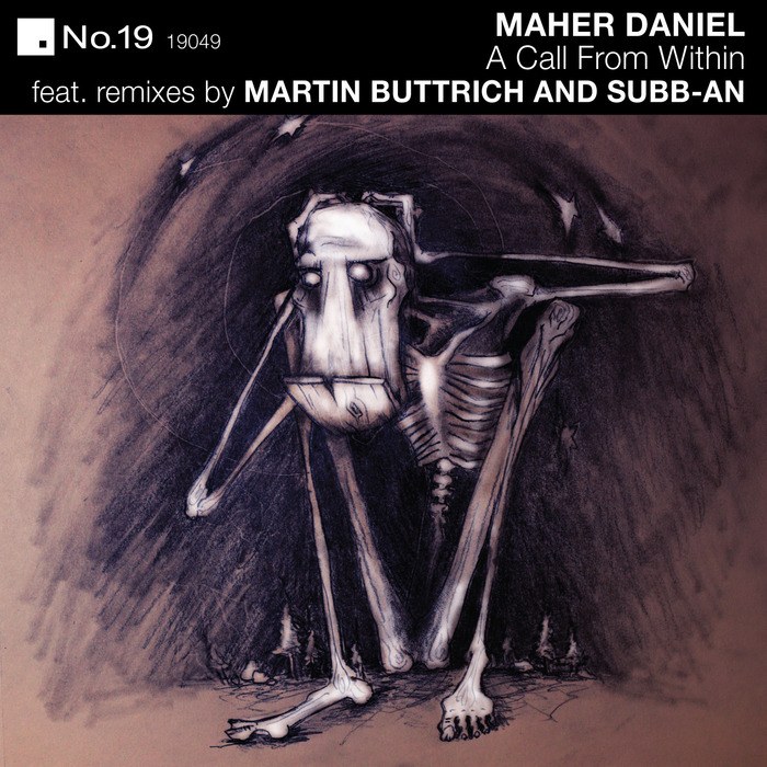 Maher Daniel - A Call From Within [No. 19 Music No1949] (8 September, 2014)