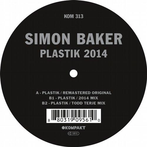 Simon Baker - Plastik 2014 [Kompakt KOMPAKT313] (2014-09-08)