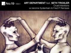 Art Department - Cruel Intentions Feat. Seth Troxler [No.19 Music NO19051] (2014-10-27)
