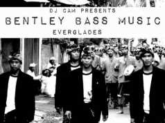 Dj Cam presents Bentley Bass Music - Everglades [Inflamable Records BBM 001LP] (27 Oct 2014)