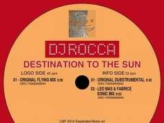 Dj Rocca - Destination To The Sun [Italian Records EXIT 0004] (October 20, 2014)