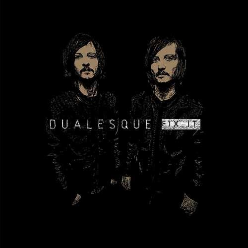 Dualesque - Fix It (LP) [Killerrrec RRR008] (2014-11-14)