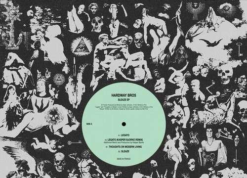 Hardway Bros - Sleaze EP [Throne Of Blood TOB047] (2014-10-27)