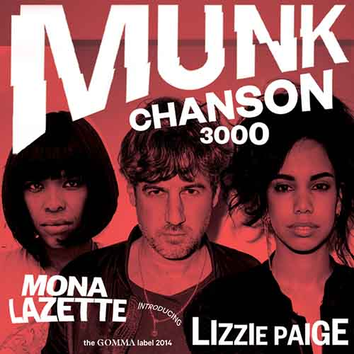 Munk - Chanson 3000 [Gomma Gomma200] (24 October, 2014)