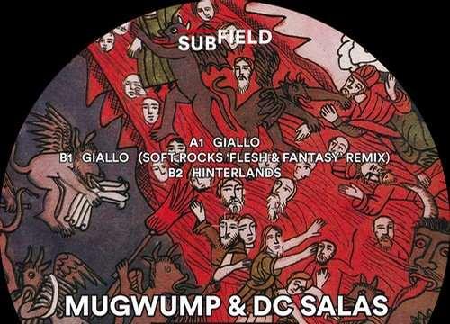 Mugwump & DC Salas - Giallo / Hinterlands [Subfield Recordings SF002] (2014-10-20)