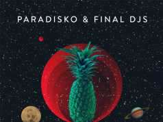 Paradisko & Final Djs - Astropine [On The Fruit Music OTFM005] (2014-11-24)