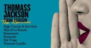 Thomass Jackson - Social Assassin (The Remixes EP) [Play Pal Music PP005] (17 November, 2014)