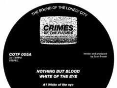 Nothing But Blood - White Of The Eye [Crimes Of The Future COTF005] (15 December, 2014)