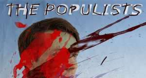 The Populists - Soft Power EP [Space Factory SF44] (15 December, 2014)