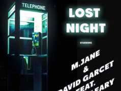 David Garcet & M.Jane feat. Alice O'Leary - Lost Night [Emerald & Doreen Records EDR 080] (16 January, 2015)
