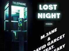 David Garcet & M.Jane feat. Alice O'Leary - Lost Night [Emerald & Doreen Records EDR 080] (16 January, 2015)