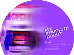 Nhar - In Spaces Between EP [My Favorite Robot Records MFR116] (2 February, 2015)