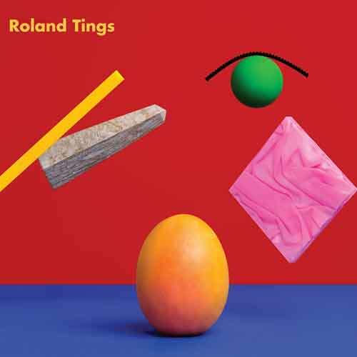 Roland Tings - Roland Tings [Internasjonal INTCD006] (26 January, 2015)
