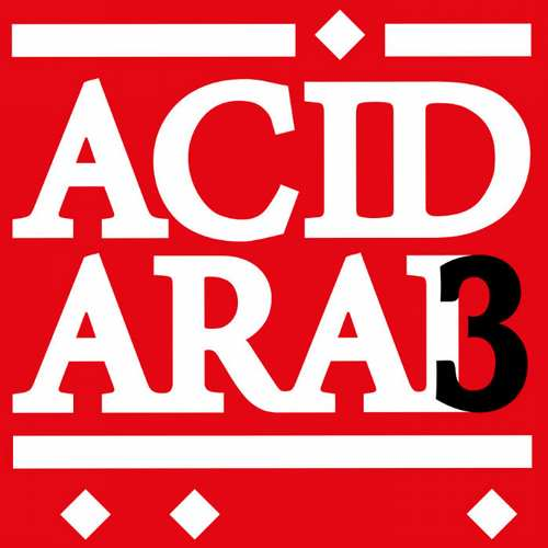 Acid Arab Collections EP03 [Versatile Records VER 098] (9 February, 2015)