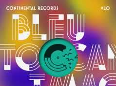 Bleu Toucan - Imagine EP [Continental Records CONT020] (23 February, 2015)