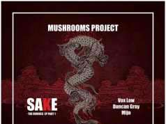 Mushrooms Project - Sake: The Remixes EP Part 1 [Play Pal Music PP 006] (9 February, 2015)