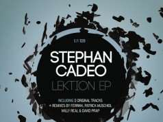 Stephan Cadeo - Lektion EP [Inlab Recordings ILR109] (9 February, 2015)