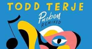 Todd Terje - Preben (remixed) [Olsen Records OLS 008] (3 February, 2015)