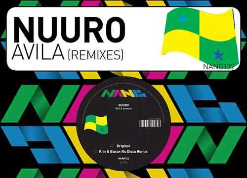 Nuuro - Avila (Remixes) [Nang Records NANG132] (30 March, 2015)