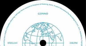 Gonno - Obscurant EP [International Feel Recordings IFEEL 040] (13 April, 2015)