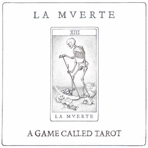 La Mverte - A Game Called Tarot EP [Her Majesty's Ship HMS018] (20 April, 2015)