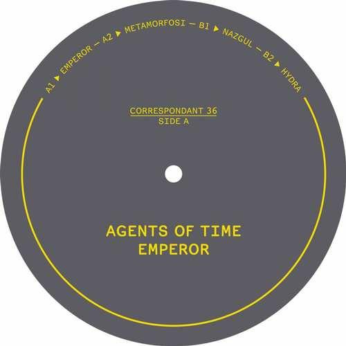 Agents Of Time - Emperor EP [Correspondant CORRESPONDANT36] (4 May, 2015)