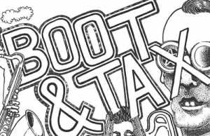 Boot & Tax - Boot & Tax (LP) [Optimo Music OM 04LP] (25 May, 2015)