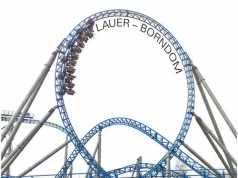 Lauer - Borndom (LP) [Permanent Vacation PERMVAC139-2] (8 May, 2015)