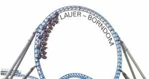 Lauer - Borndom (LP) [Permanent Vacation PERMVAC139-2] (8 May, 2015)