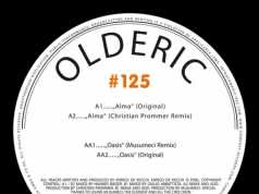 Olderic - Compost Black Label #125 - Alma EP [Compost Records CPT467-3] (29 May, 2015)