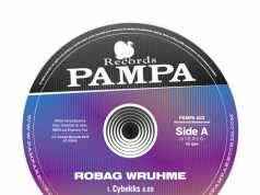 Robag Wruhme - Cybekks EP [Pampa Records PAMPA023] (15 May, 2015)