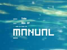 tEho - Uku EP [Manual Music MAN160] (18 May, 2015)