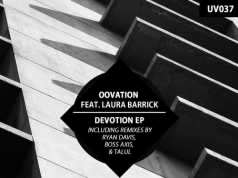 Oovation feat. Laura Barrick - Devotion EP [Univack Records UV037] (15 June, 2015)