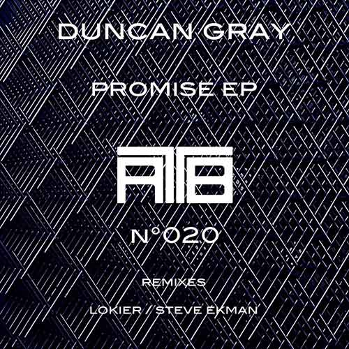 Duncan Gray - Promise EP [Rock To The Beat Records RTTB020] (24 August, 2015)