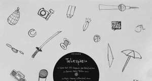 Telespazio - Telespazio Remixed EP [Hell Yeah Recordings HYR7147] (6 July, 2015)