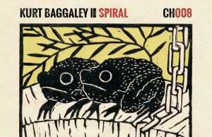 Kurt Baggaley - Spiral EP [Chapter 24 Records CH008] (25 September, 2015)