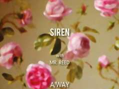 Siren with Mr. Reed - A/way EP [Compost Records CPT471-3] (28 August, 2015)