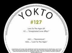 YOKTO - Compost Black Label #127 - Lost To The Ages EP [Compost Records CPT469-1] (4 September, 2015)