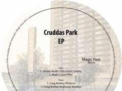 Cruddas Park EP [Magic Feet Recordings MF014] (15 October, 2015)
