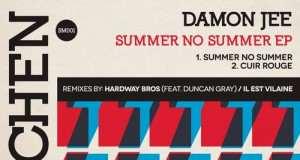 Damon Jee - Summer No Summer EP [Sprechen SM001] (28 September, 2015)