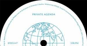 Private Agenda - Paralysed EP [International Feel Recordings IFEEL047] (18 September, 2015)
