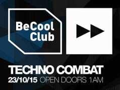 Techno Combat presenta J.Rob, Sala BeCool, BCN (23 Noviembre, 2015)