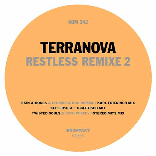 Terranova - Restless Remixe 2 EP [Kompakt KOMPAKT342] (20 October, 2015)