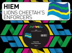 HiEM - Lions Cheetah's Enforcers EP [Nang Records NANG142] (6 November, 2015)